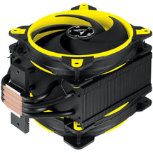 Cooler procesor Arctic Freezer 34 eSports DUO - Yellow