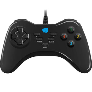 Gamepad FURY Patriot, PC, negru
