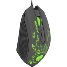 Mouse gaming, Fury Brawler, iluminat, 1600 DPI, USB