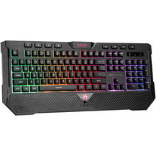 Tastatura gaming, Marvo K656, iluminare, anti-ghosting