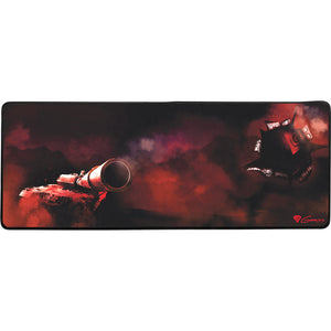 Mousepad gaming, Genesis Carbon 500 XXL Tank, 800 x 300 x 2.5 mm