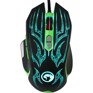 Mouse Marvo G920 green