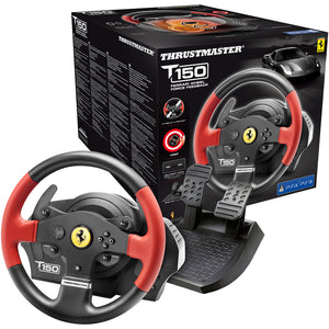 Volan Thrustmaster T150 Ferrari Force Feedback (PC, PS3, PS4)