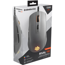 Mouse SteelSeries Rival 110 Grey