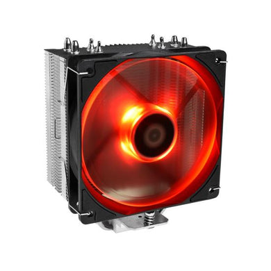 Cooler procesor ID-Cooling SE-224-XT iluminare rosie