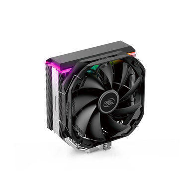 Cooler procesor, Deepcool AS500, iluminare RGB