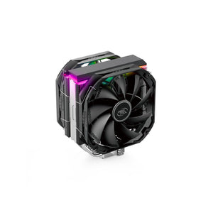 Cooler procesor, Deepcool AS500 Plus, iluminare RGB
