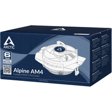 Cooler procesor Arctic Alpine AM4