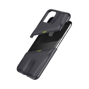 Husa Baseus Let's Go, Airflow Cooling Game, iPhone 11, Gri