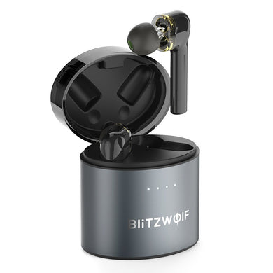 Casti wireless, Blitzwolf TWS Long Handle QCC3020 BW-FYE8, bluetooth 5.0 | Matiado.ro