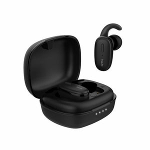 Casti audio In-Ear Havit I91, True Wireless, Bluetooth 5.0, TWS, negru