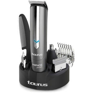Kit de ingrijire personala Taurus Hipnos Power, 7 in 1, gri