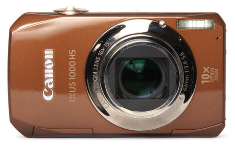 Everything Is Affordable Canon IXUS 1000 HS Digital Camera Side