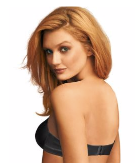 Maidenform Live in Luxe Extra Coverage Strapless Multiway Bra