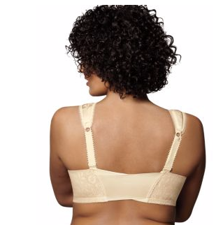 Playtex 18 Hour Custom Flex Back Wirefree Bra - Closeout