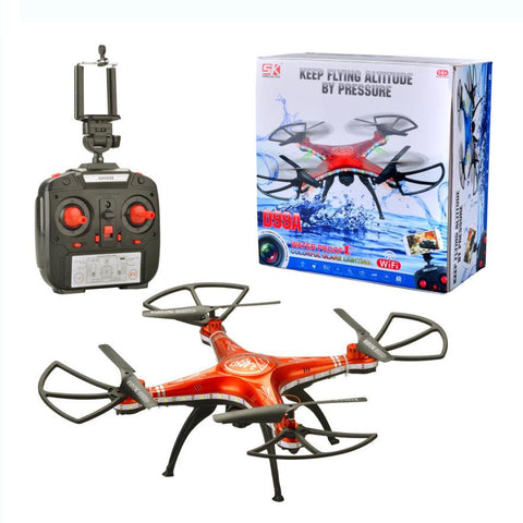 Water Resistance Mini Drone RC Quadcopter Drone WIFI 2MP Camera 2.4G 4CH 6Axis