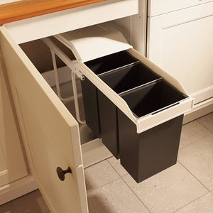 Hailo Multi-Box Built-in Waste Separation (30L)