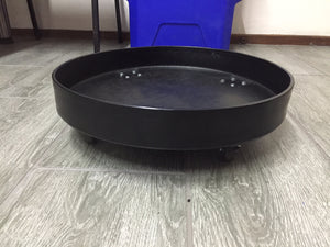 Round Dolly Trolley with 4 Castors