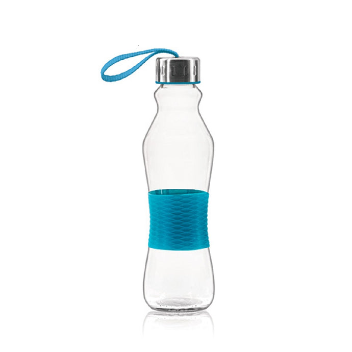 Consol Glass Grip & Go Bottle 500ml