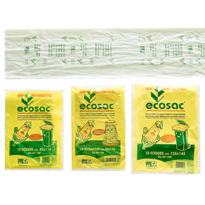 Mater-Bi Compostable bags, Large
