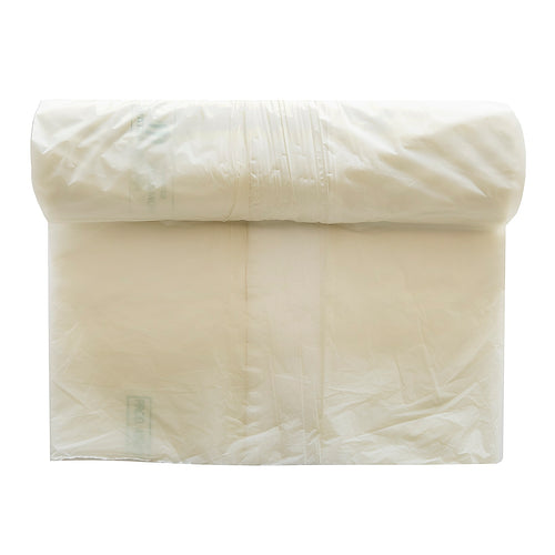 Mater-Bi roll of 7Lt Compostable liners