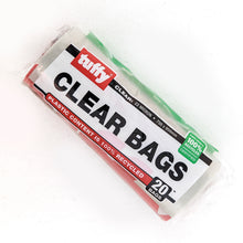 Clear Plastic Recycling Bags