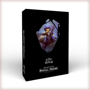 The City of Kings bundle