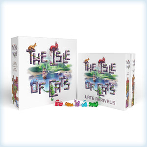 The Isle of Cats + All expansions