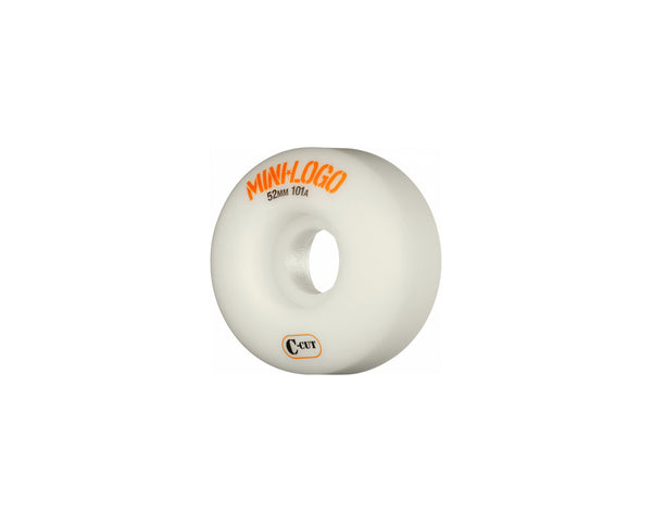Mini Logo - Wheels C-Cut 101A - 54mm - Stuntwood