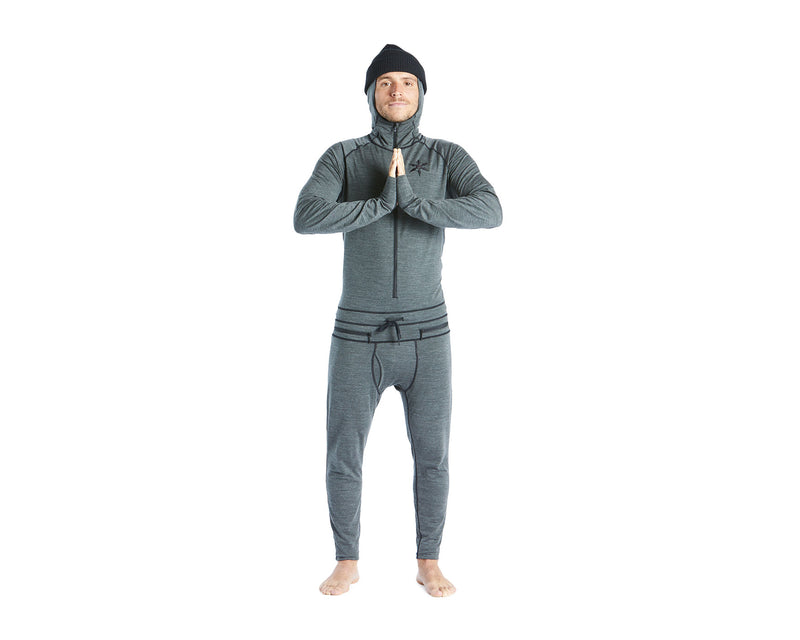 Airblaster - Merino Ninja Suit - Natural Black
