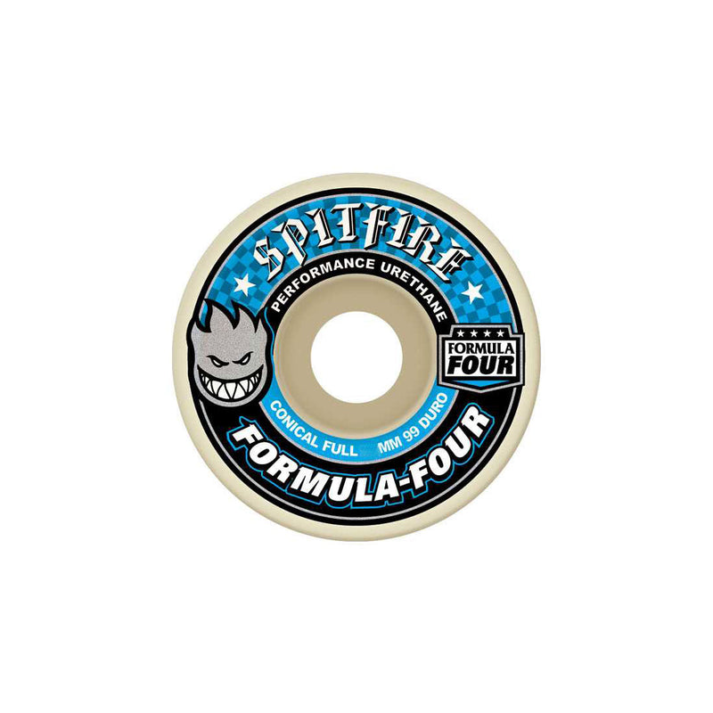 Spitfire Formula Four Conical 99du Full - 58mm - Stuntwood