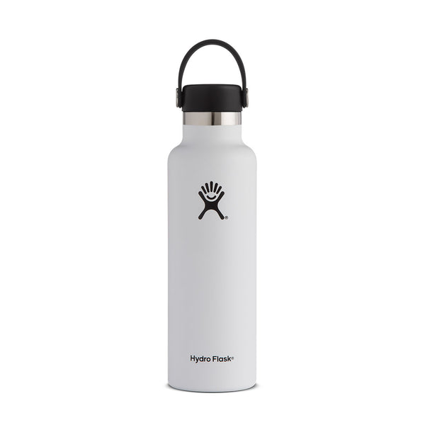 Hydroflask - Standard Mouth 21 (621ml) - White