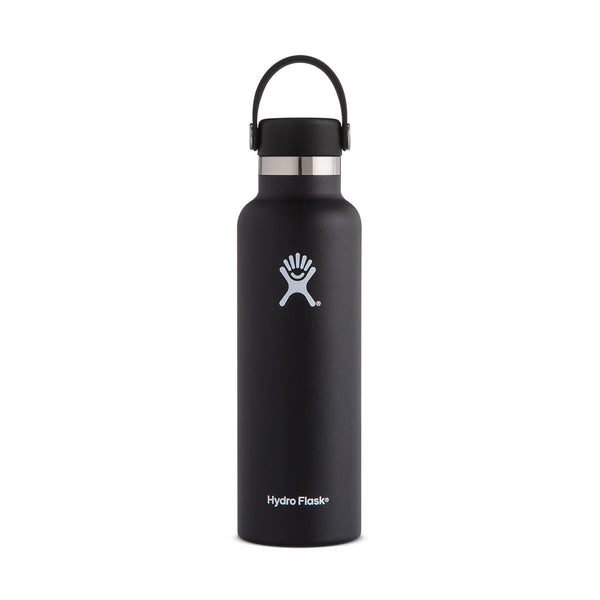 Hydroflask - Standard Mouth 21 (621ml) - Black