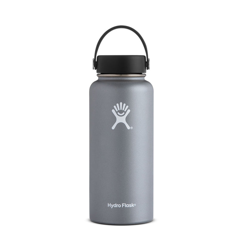 Hydroflask - Wide Mouth 32oz (946ml) - Graphite - Stuntwood