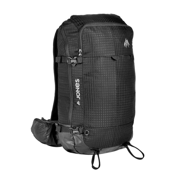 Jones Snowboards - DSCNT Backpack - 25L Black