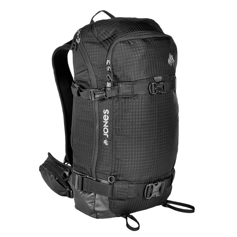 Jones Snowboards - DSCNT Backpack - 32L Black