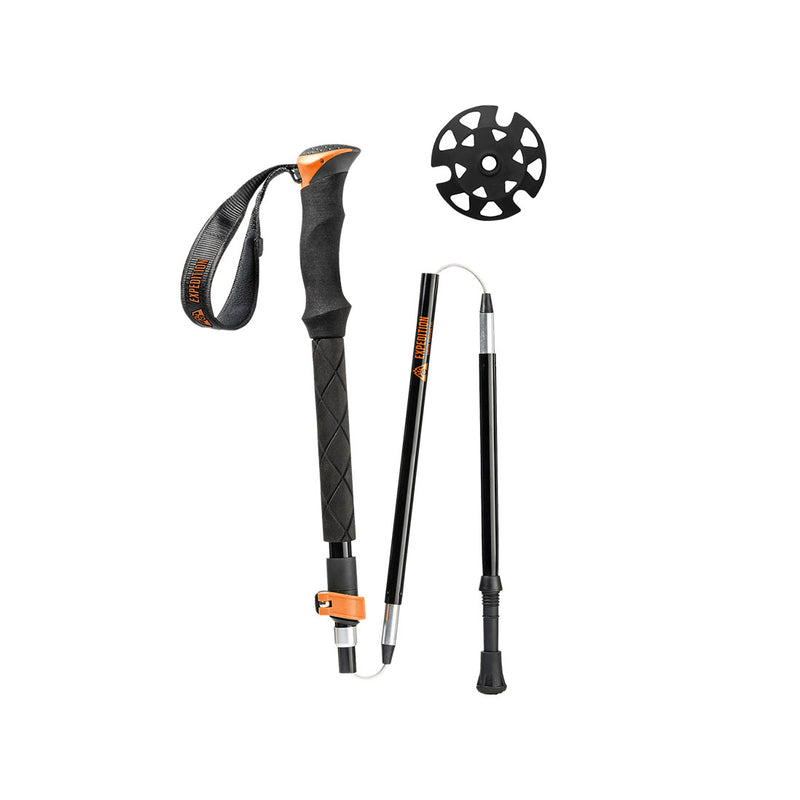 Union Binding Co. - Telescopic Poles - Black/orange - Stuntwood