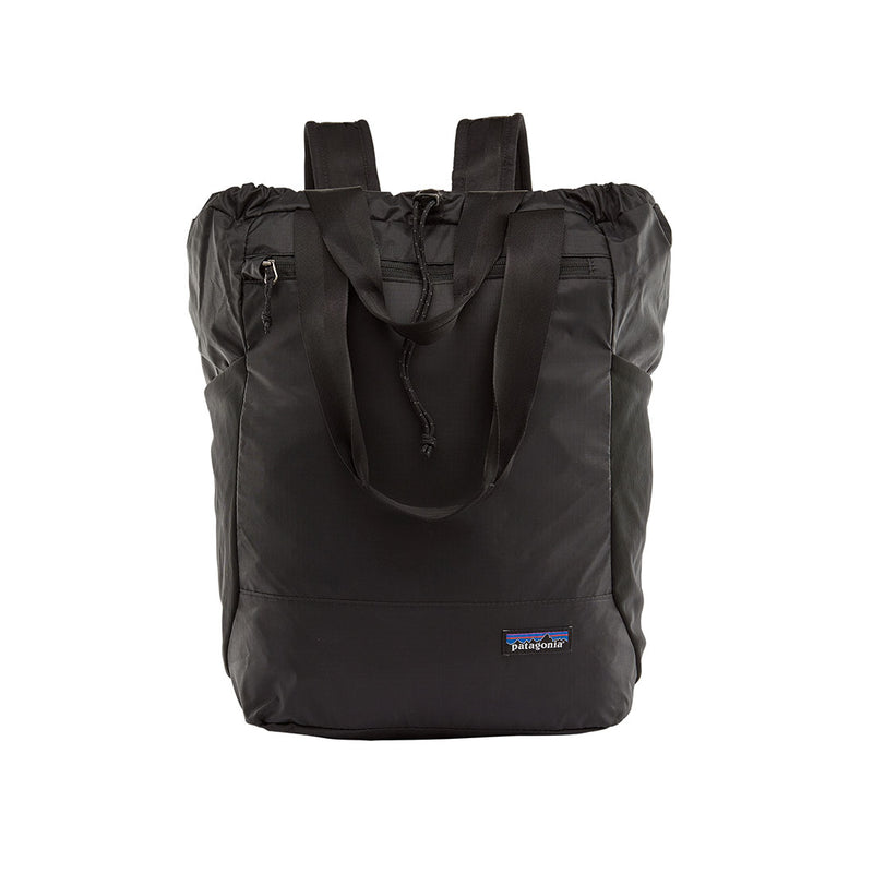 Patagonia - Ultralight Black Hole Tote Pack - Black - Stuntwood