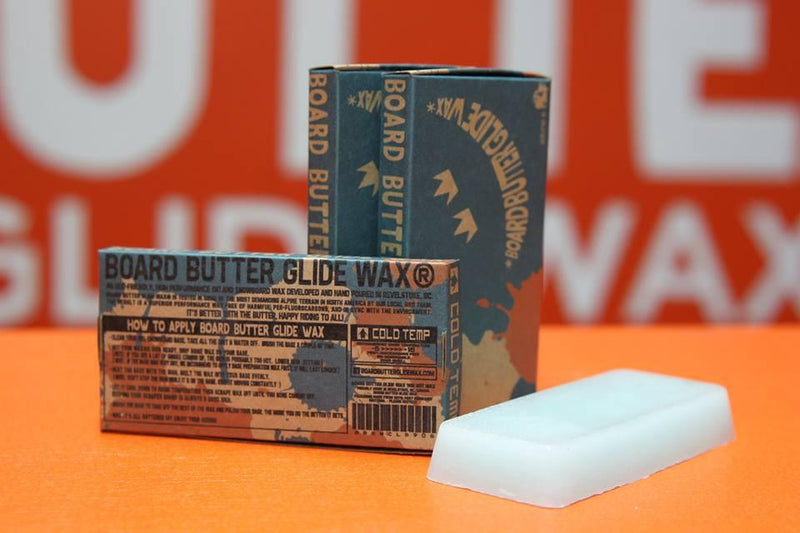 Board butter glide wax - Cold Temp 90G - Stuntwood