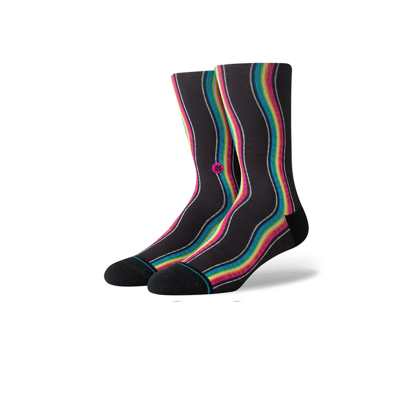 Stance - Rainbow Waves - Multi - Stuntwood