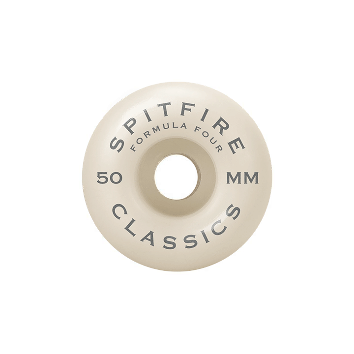 Spitfire Wheels - Formula Four Classic 101DU - 60MM