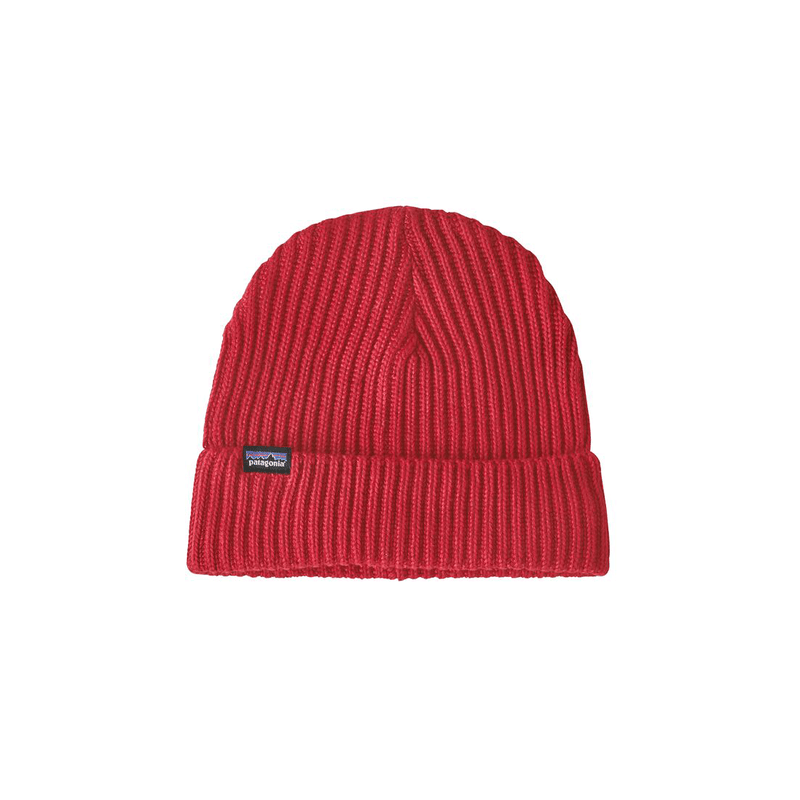 Patagonia - Fisherman's rolled beanie - Rincon red - Stuntwood
