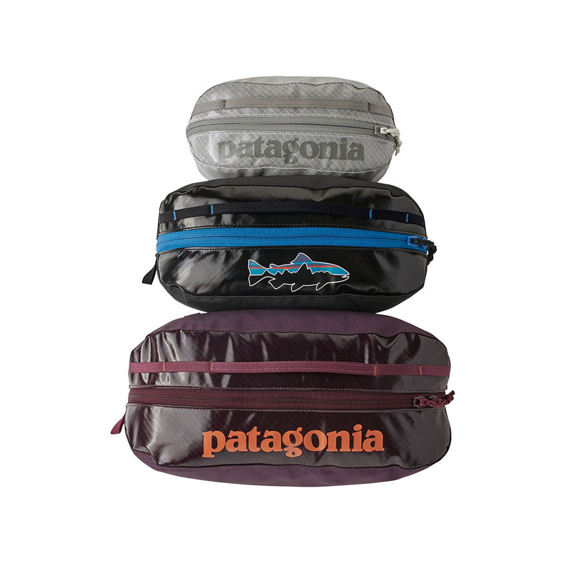 Patagonia - Black Hole Cube Small_Birch White