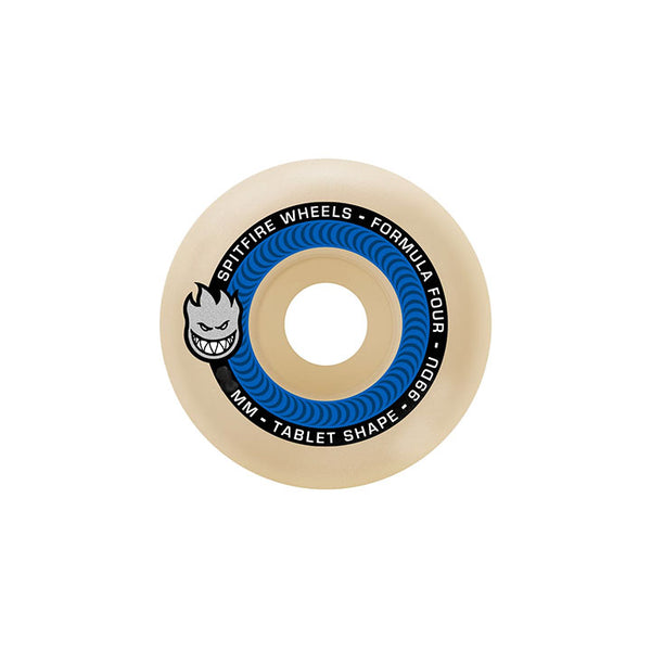 Spitfire Wheels - Formula Four Tablets 99D - 53MM - Stuntwood