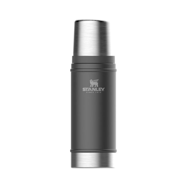 Stanley - CLASSIC VACUUM INSULATED BOTTLE -  0.47L | Matte Black - Stuntwood