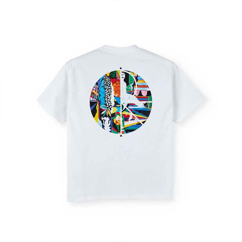 Polar Skate Co. - Memory Palace Tee - White