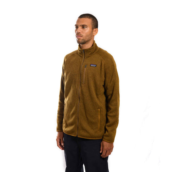 Patagonia - M's Better Sweater Jkt - Mulch Brown - Stuntwood