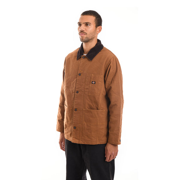 Dickies - Baltimore Chore Jacket - Brown duck