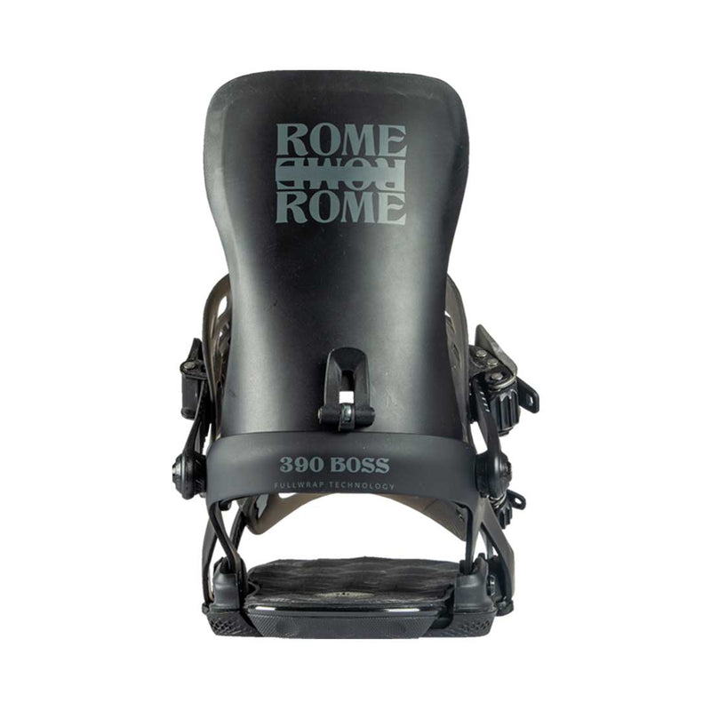 Rome SDS - 390 Boss  - Black - Stuntwood