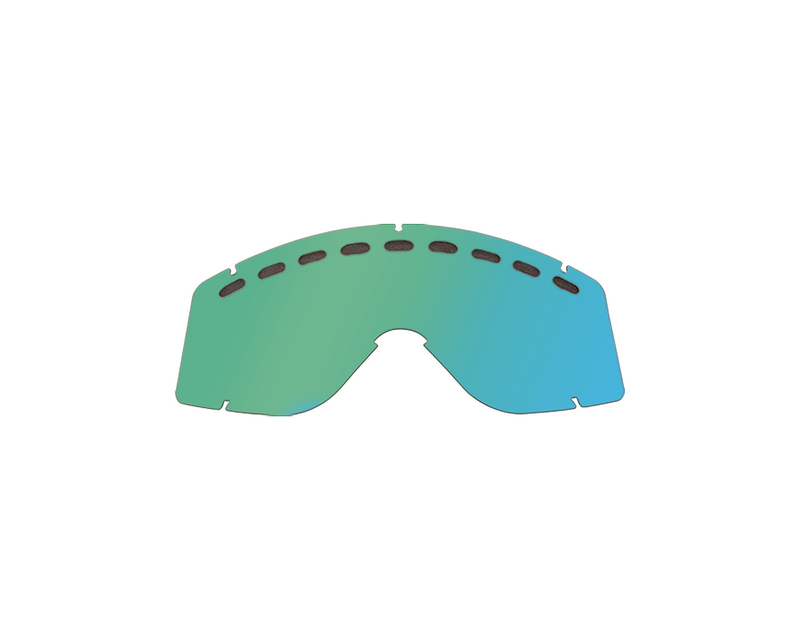 AIRBLASTER - AIRGOGGLE LINS - AIR RADIUM GREEN - Stuntwood